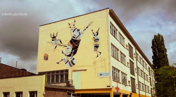 Le mura di Breslavia