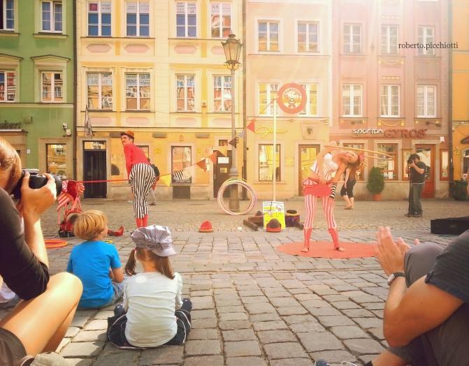 BuskerBus, gli artisti per le strade di Breslavia