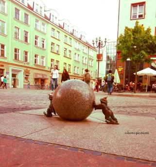 Gnomi Breslavia Wroclaw