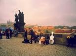Prague - Charles Bridge Musica