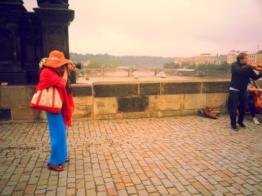 Prague - Charles Bridge Photographer