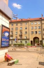 Vecchie al sole Breslavia
