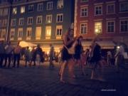 Conigliette in piazza Breslavia