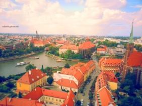 Wroclaw Panorama