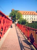 Elemosina sul ponte Breslavia