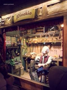 Pinocchio Mercatino di Natale Wroclaw