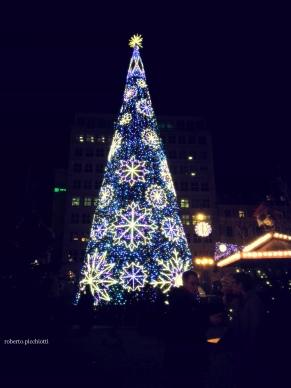 Albero di Natale Wroclaw