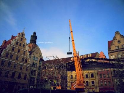 Wroclaw Rynek Capodanno
