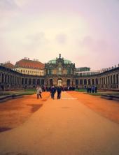 Zwinger Dresda