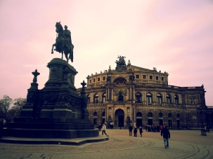 The Opera, Dresda