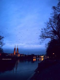 Wroclaw Oder