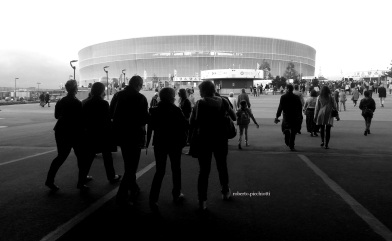 Andare allo stadio
