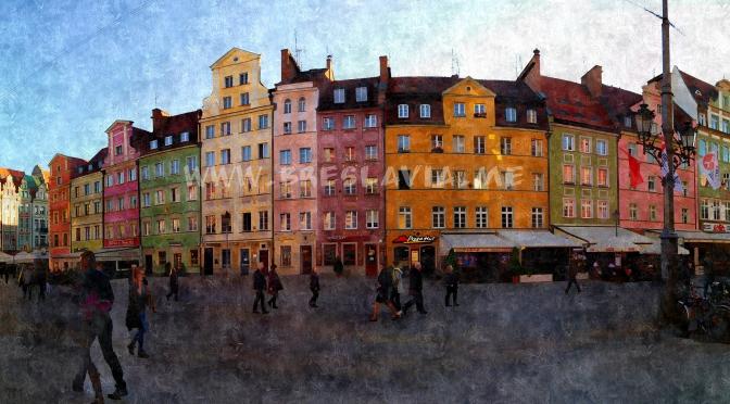 Il Rynek di Breslavia, la piazza del mercato