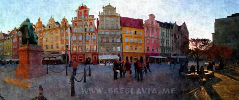 Rynek Aleksander Fredro Breslavia