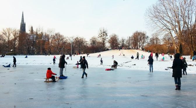 Un inverno in Polonia