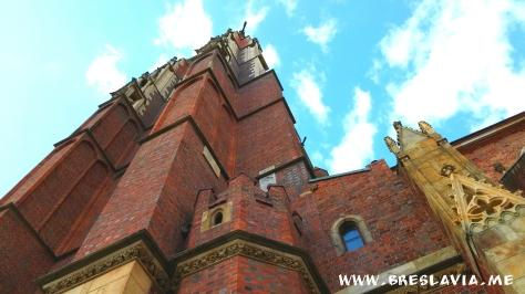 Leggenda Cattedrale Breslavia