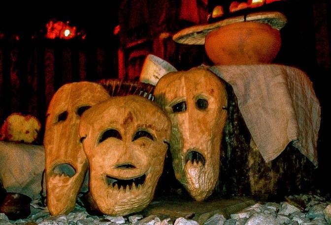 Dziady, Halloweenin Polonia