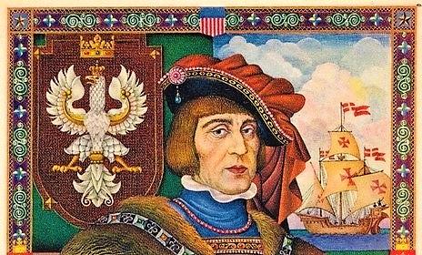 Chi ha scoperto l'America? Un polacco!